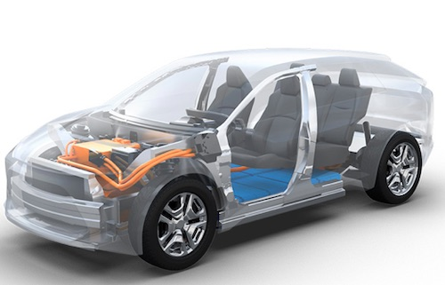 Toyota and Subaru Agree to Jointly Develop BEV-dedicated Platform and BEV SUV