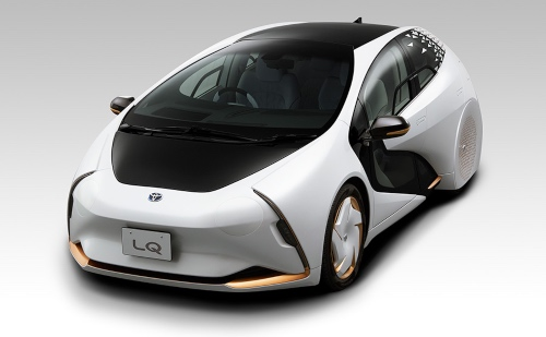 """Toyota to Unveil Next-Generation """"Mirai Concept"""" at 2019 Tokyo Motor Show s"""
