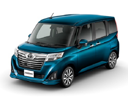 all new toyota roomy and toyota tank compact minivan. Black Bedroom Furniture Sets. Home Design Ideas