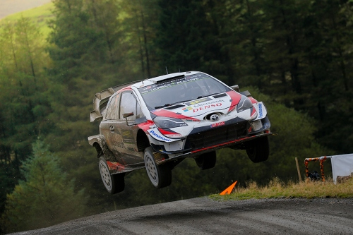 Toyota Yaris WRC Set for Crucial Mixed-surface Spectacular