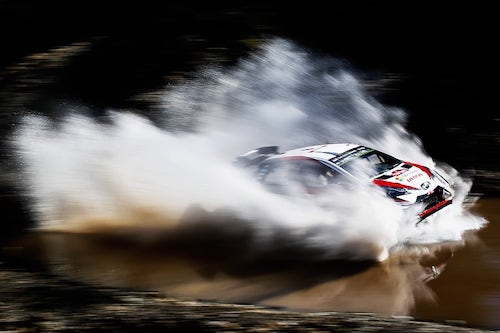 A Power Stage Win and Crucial Points for TOYOTA GAZOO Racing